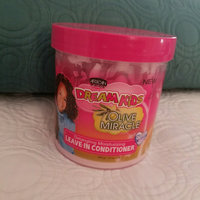 African Pride Dream Kids Olive Miracle Leave-In Conditioner, 15 oz uploaded by ShaNita T.