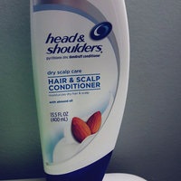 Head & Shoulders Dry Scalp Care With Almond Oil Dandruff Conditioner uploaded by Gabriela N.