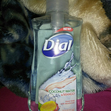 Photo of Dial Liquid Hand Soap, Coconut Water & Mango, 7.5 fl oz uploaded by Tiphie O.
