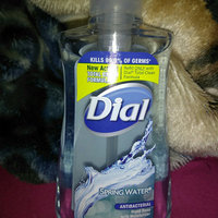 Dial® Spring Water Antibacterial Liquid Hand Soap with Moisturizer Refill uploaded by Tiphie O.