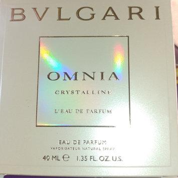 Photo of BVLGARI Omnia Crystalline Eau de Toilette uploaded by Elizabeth C.