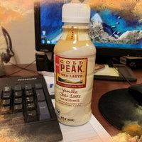 Gold Peak® Vanilla Chai Latte Tea with Milk 14 fl. oz. Bottle uploaded by Lisette M.