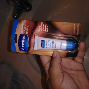 Photo of Vaseline® Lip Therapy® Advanced Healing Tube uploaded by Angela M.