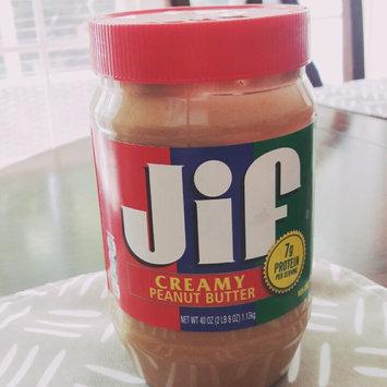 Photo of Jif Creamy Peanut Butter Spread uploaded by Gabriela N.