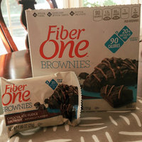 Fiber One 90 Calorie Chocolate Fudge Brownie uploaded by Gabriela N.