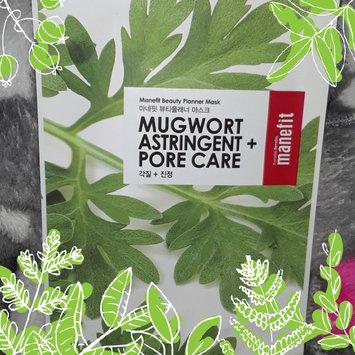Photo of Manefit Beauty Planner Mugwort uploaded by Amanda H.