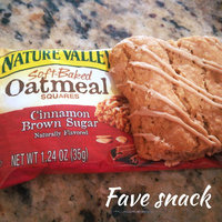 Nature Valley™ Cinnamon Brown Sugar Soft-Baked Oatmeal Squares 1.24 oz. Wrapper uploaded by Nicole A.