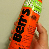 Bens 30 DEET Wilderness Formula Spray Tick Insect Repellent uploaded by Jade T.