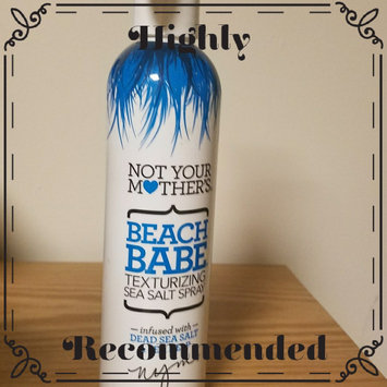 Photo of Not Your Mother's® Beach Babe® Texturizing Sea Salt Spray uploaded by Kristie H.