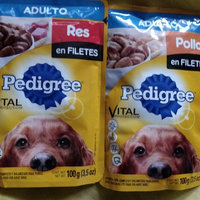 Archived Pedigree Little Champions 12 With Chicken In Gravy & 12 With Beef In Gravy Wet Dog Food 24 Ct Pack uploaded by Vanesa d.