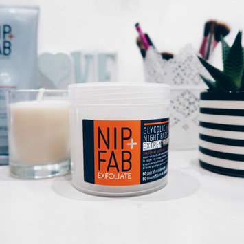 Photo of Nip + Fab Exfoliate Glycolic Fix Night Pads Extreme uploaded by Sana J.