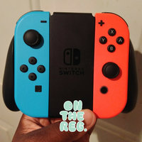 Nintendo Of America - Switch 32GB Console - Neon Red/neon Blue Joy-con uploaded by LaLa W.