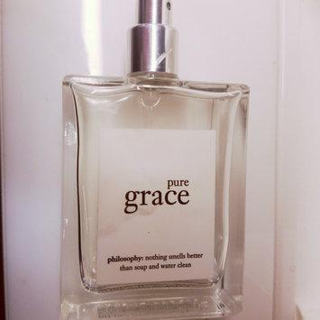 Photo of Philosophy Pure Grace Fragrance 0.5 oz Eau de Toilette Spray uploaded by LiveLoveLynn 8.