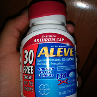 Aleve Tablets with Easy Open Arthritis Cap uploaded by Amnelbis C.