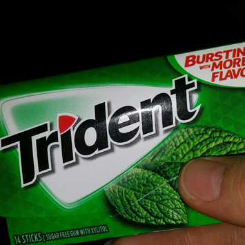 Photo of Trident Spearmint uploaded by Stephanie W.