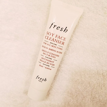 Fresh Soy Face Cleanser uploaded by Mariah G.