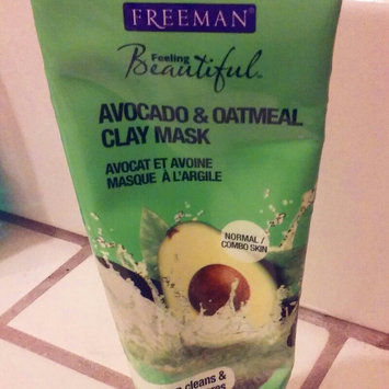 Photo of Freeman Feeling Beautiful Purifying Avocado & Oatmeal Clay Mask uploaded by Stefanie S.