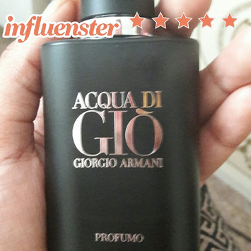 Photo of Giorgio Armani Acqua Di Giò Profumo Eau de Parfum uploaded by Sidean G.