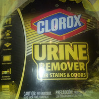 CLOROX COMPANY, THE Clorox Urine Remover for Stains & Odors 32oz uploaded by kandiss J.