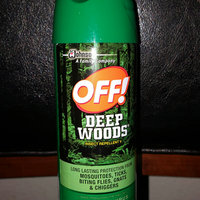 OFF! Deep Woods Insect Repellent V uploaded by Alonzo T.