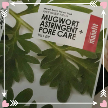 Photo of Manefit Beauty Planner Mugwort uploaded by Temis P.