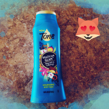 Photo of Tone® Brazilian Glam™ Brazil Nut Oil & Maracuja Nourishing Body Wash 16 fl. oz. Bottle uploaded by Alyssa K.