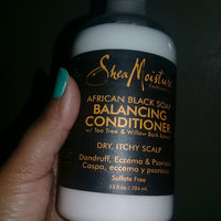 SheaMoisture African Black Soap Balancing Conditioner uploaded by keiry s.