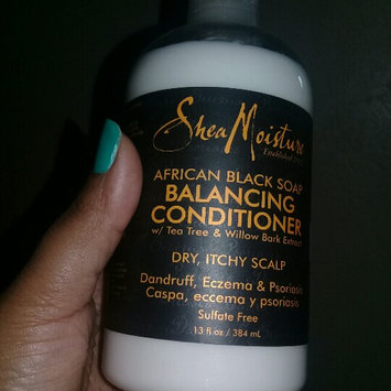 Photo of SheaMoisture African Black Soap Balancing Conditioner uploaded by keiry s.