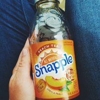 Snapple All Natural Peach Tea uploaded by Abby K.