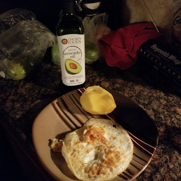 Photo of Chosen Foods 100% Avocado Cooking Oil, 1L Bottle (33.8fl) uploaded by Heidy M.