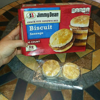 Jimmy Dean® Snack Size Sandwiches Biscuit Sausage uploaded by Shalayna G.
