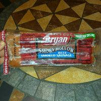 Bryan® Smoky Hollow® Beef Smoked Sausage 12 oz. Pack uploaded by Shalayna G.