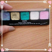 NYX Glitter Cream Palette Royal Violet uploaded by Jamie P.