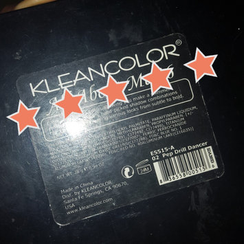 Klean Color Kleancolor Girls Talk Eyeshadow 02 Blushing uploaded by Angelica C.