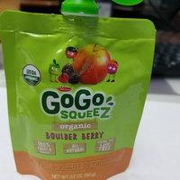 GoGo SQUEEZ BOULDER BERRY FRUIT & VEGGIEZ uploaded by Angela l.
