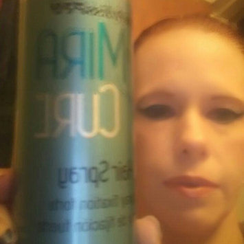 Photo of BaByliss PRO MiraCurl Hair Spray Fixation Forte, 10 oz uploaded by Malinda S.