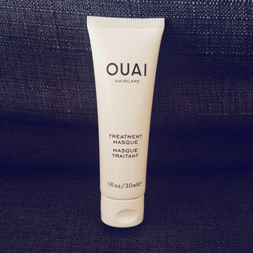 Photo of OUAI Treatment Masque uploaded by Jeannette P.