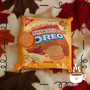 Photo of Nabisco Oreo Pumpkin Spice Creme Sandwich Cookies uploaded by Kira B.
