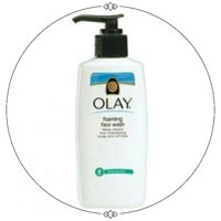 Olay Foaming Sensitive Skin Facial Wash uploaded by kandiss J.