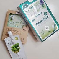 3W Clinic Mask Sheet - Fresh Green Tea 10pcs uploaded by Natalie F.