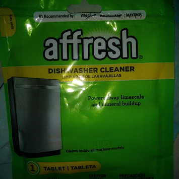 Photo of Affresh Dishwasher Cleaner uploaded by Stephanie L.