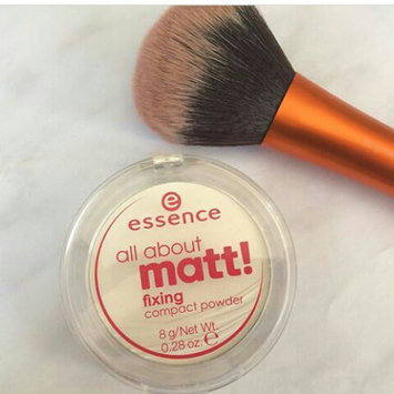 Photo of Essence All About Matt! Fixing Compact Powder uploaded by marie m.