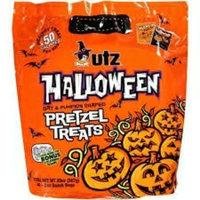 Utz Halloween Bat & Pumpkin Shaped Pretzel uploaded by Tara B.
