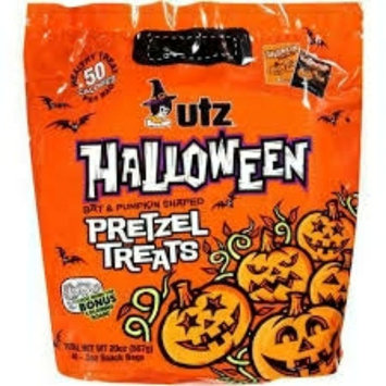 Photo of Utz: Halloween Bat & Pumpkin Shaped Treats Pretzel, 20 oz uploaded by Tara B.