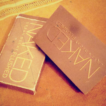 Urban Decay Naked Flushed uploaded by somia b.