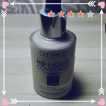 Photo of Catrice HD Liquid Coverage Foundation uploaded by Daina L.