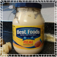 Best Foods® Real Mayonnaise 22 fl. oz. Squeeze Bottle uploaded by kandiss J.