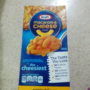 Photo of Kraft Macaroni and Cheese Original uploaded by Melody S.