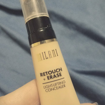 Photo of Milani Retouch + Erase Light-Lifting Concealer uploaded by Anya O.