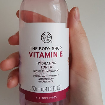 Photo of The Body Shop Vitamin E Hydrating Toner uploaded by Agnė A.